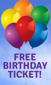 Spend your birthday at Jongleurs